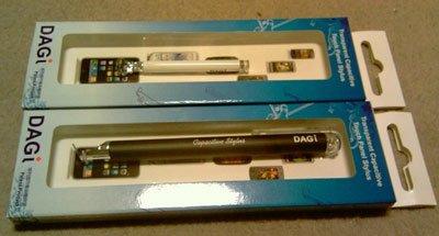 Стилусы Dagi для HTC HD2