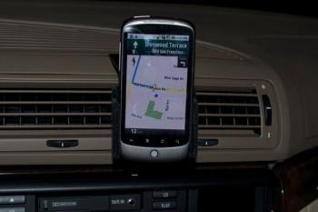 Автодержатель Nexus One