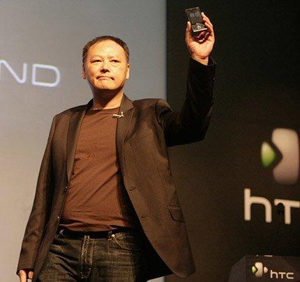 Питер Чоу — генеральный директор HTC
