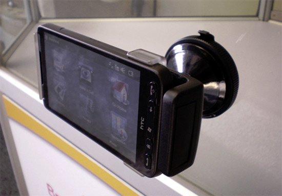 Автодержатель для HD2 (CU S400)