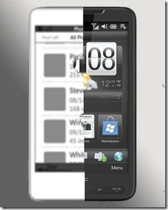 Windows Mobile 7 на HTC HD2