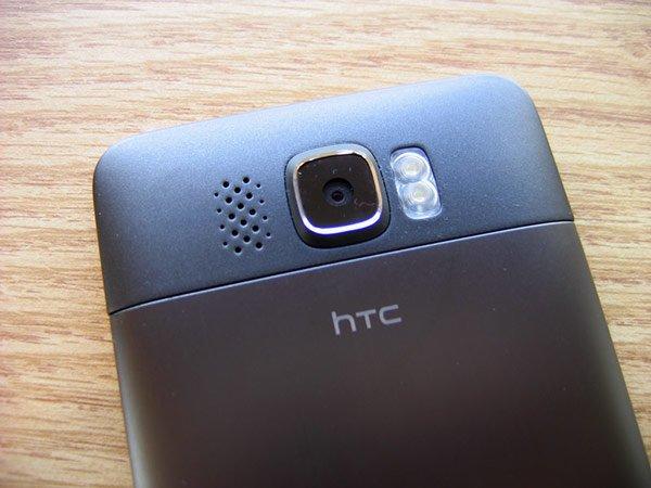 HTC HD2 — камера и вспышки