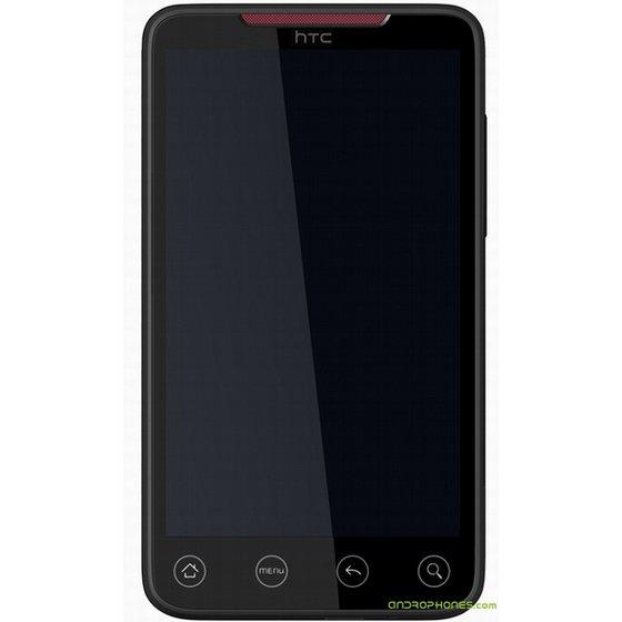 Компьютерная модель HTC Supersonic