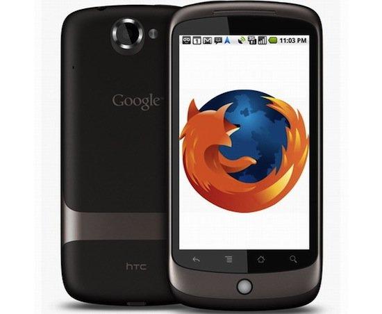 Браузер Firefox для Android