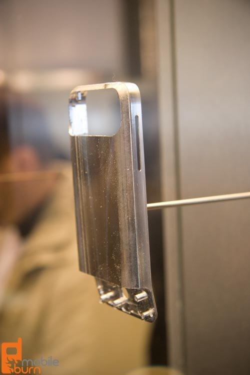 Создание алюминиевого корпуса HTC Legend — шаг 4