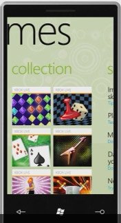 Windows Phone 7 — игры