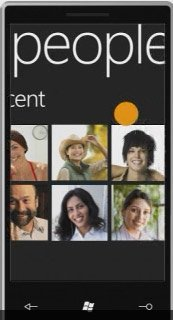 Windows Phone 7 — люди