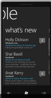 Windows Phone 7 — люди — что нового