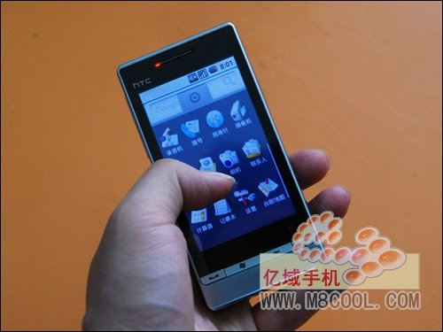 Китайцы установили на клон Diamond2 Windows Mobile и Android