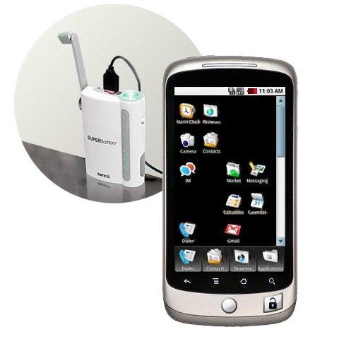 Как будет выглядеть Nexus One без патентов Apple
