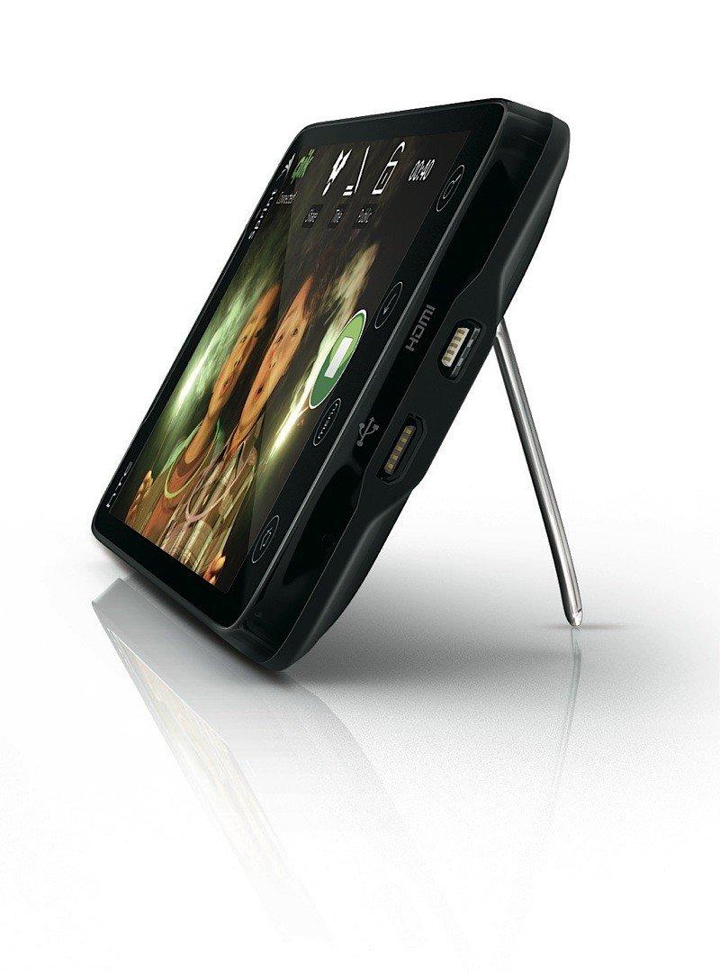 HTC EVO 4G — порты