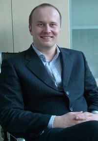 Андрей Кормильцев — глава представительства НТС в России и СНГ