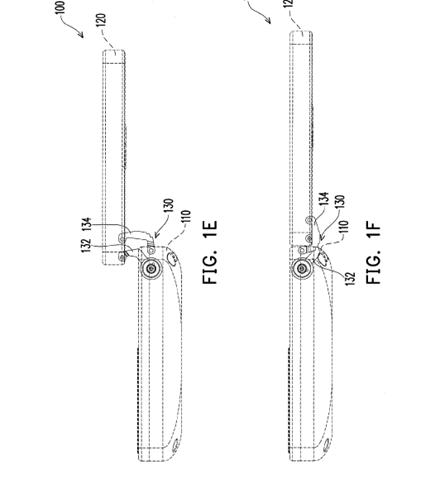 HTC запатентовала новый дизайн планшетного ПК