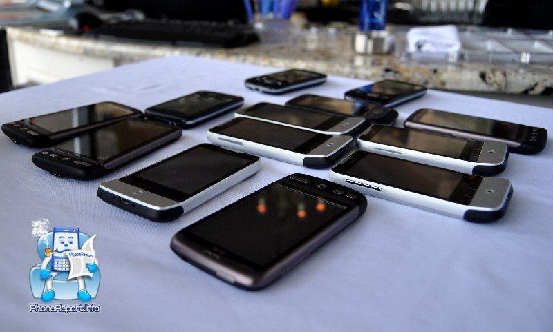 HTC выпустит планшет и смартфоны с поддержкой Full HD видео и многоканального звука
