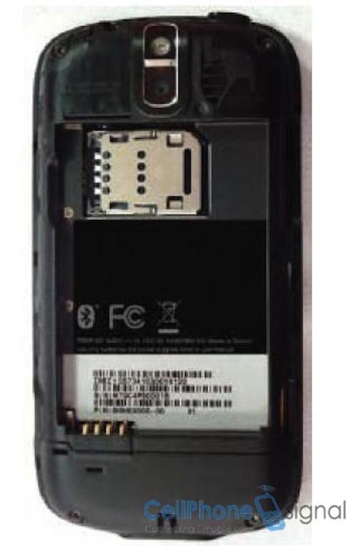 HTC Touch Pro3 (Tera)