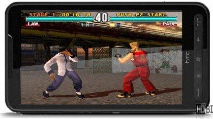 Игры для HD2: превратите смартфон в PlayStation