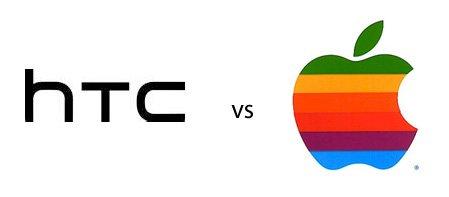 HTC наносит ответный удар и обвиняет Apple