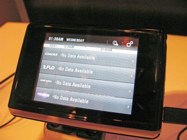 HTC выпустит портативные телеприемники для Flo TV