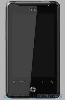 HTC Liberty ˜— компьютерная модель