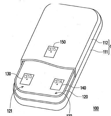 HTC пытается запатентовать технологию из iPhone 4G