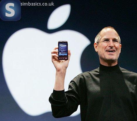 Стив Джобс и его HTC Desire
