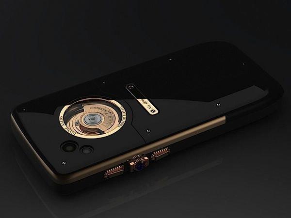 «Гуглофон» за $50 000 — Ulysse Nardin Chairman