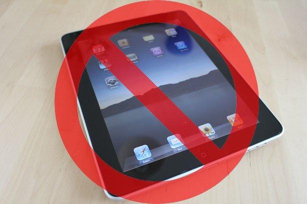 HTC не будет конкурировать с iPad