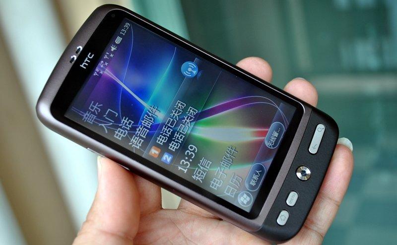 Touch G7 — клон HTC Desire
