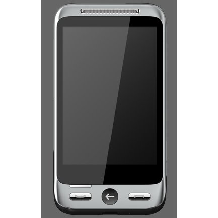 HTC Smart — компьютерная модель