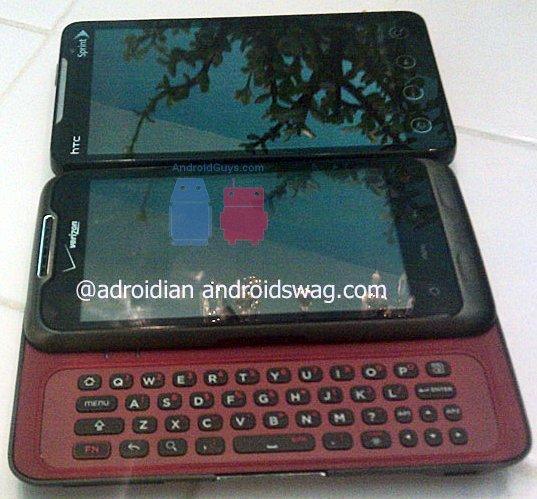 Verizon представит Android-телефон от HTC с поддержкой двух стандартов связи