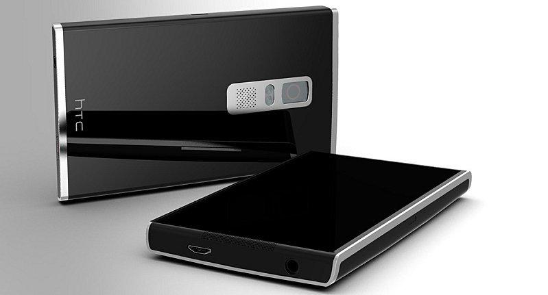 Концепт смартфона HTC HDD