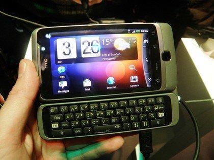 Ландшафтный режим в новом HTC Sense