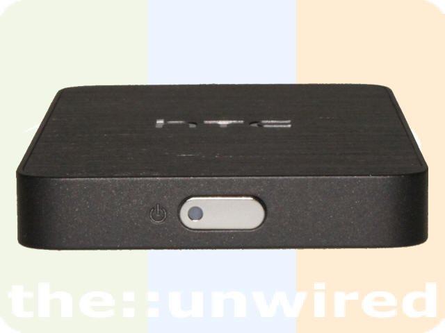 Передняя панель HTC Media Link