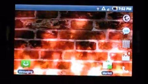 Flames Live Wallpaper