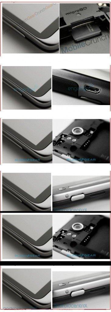 Загадочный смартфон HTC (Incredible HD?)