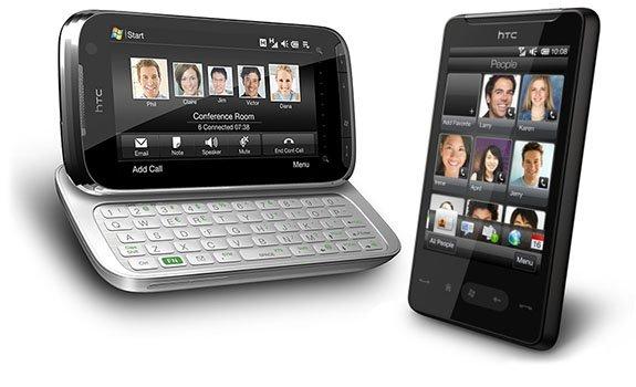 Touch Pro2 и HD mini