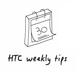 htc-weekly-tips