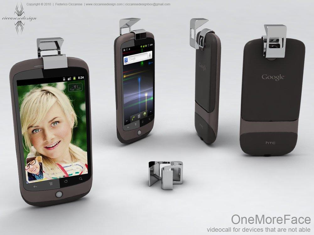 Аксуссуар для видеозвонков OneMoreFace
