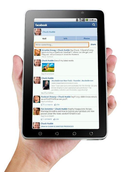 HTC не видит угрозы продажам смартфонов со стороны iPad