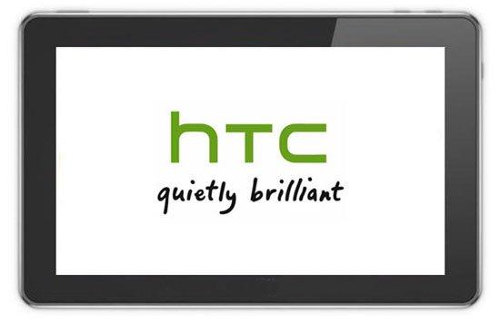HTC начнет продавать планшет Flyer в марте