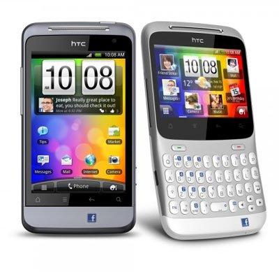 ChaCha и Salsa — Facebook-смартфоны HTC