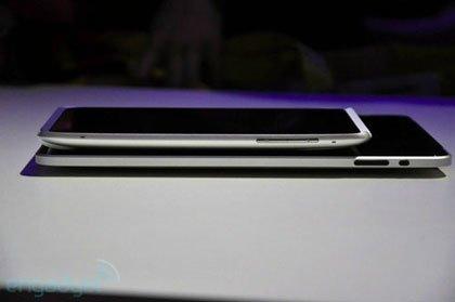 HTC Flyer и iPad