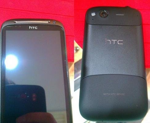 HTC Saga (Desire 2) снова появился на фото