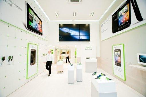 Фирменный магазин HTC