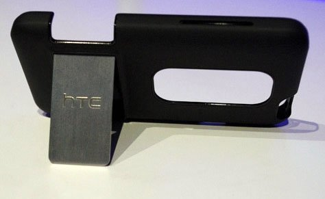 Чехол с подставкой для HTC EVO 3D