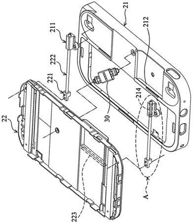 HTC запатентовала новый сдвижной механизм