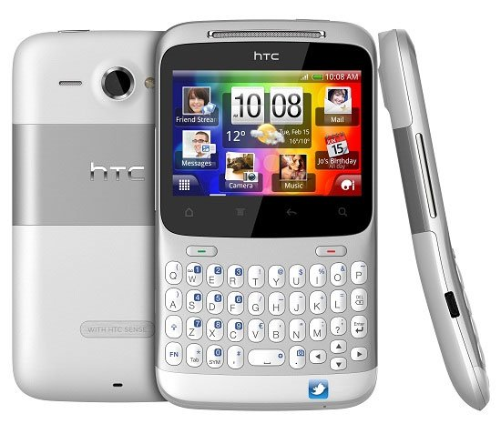 HTC Tata — twitter-телефон