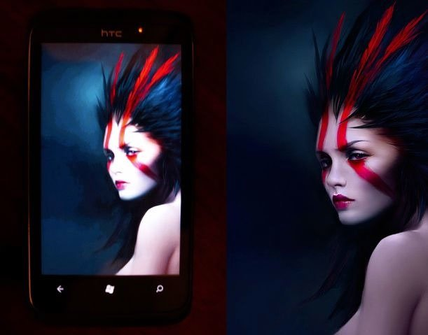 Обновление для WP7-смартфонов HTC ухудшает картинку на экране