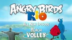 Обновлась игра Angry Birds Rio для Android