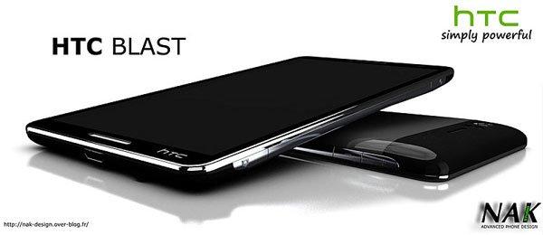 HTC Blast
